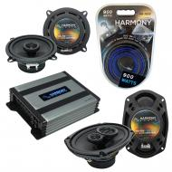 Compatible with Cadillac Seville 1997-2001 OEM Speaker Replacement Harmony R5 R69 & Harmony H...