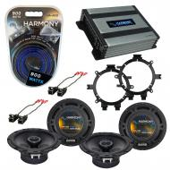 Compatible with Chevy Avalanche 2002-2006 OEM Speaker Replacement Harmony R5 R65 & Harmony HA...