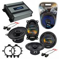 Compatible with Chevy CK Pickup 1995-2000 OEM Speaker Replacement Harmony R5 R46 & Harmony HA...