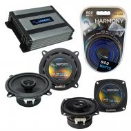 Compatible with Chevy Corvette 1990-1996 Factory Speaker Replacement Harmony R4 R65 & Harmony...