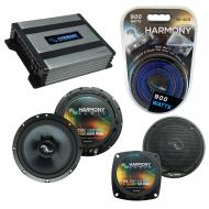 Compatible with Chevy Corvette 1990-1996 Factory Speakers Replacement Harmony C4 C65 & Harmon...