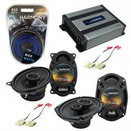 Compatible with Chevy Impala 1978-1990 Factory Speaker Replacement Harmony R46 R69 & Harmony ...
