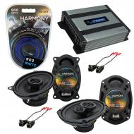 Compatible with Chevy Impala SS 1994-1996 OEM Speaker Replacement Harmony R46 R69 & Harmony H...