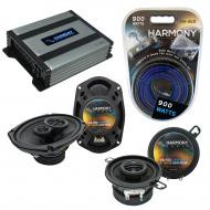 Compatible with Chrysler Fifth Avenue 79-83 Speaker Replacement Harmony R35 R69 & Harmony HA-...