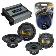 Compatible with Chevy Suburban 2007-2014 Factory Speaker Replacement Harmony R65 R5 & Harmony...