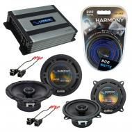 Compatible with Chevy Tahoe 2007-2014 Factory Speaker Replacement Harmony R65 R5 & Harmony HA...