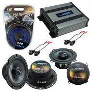 Compatible with Chevy Tahoe 2007-2014 Factory Speakers Replacement Harmony C65 C5 & Harmony H...
