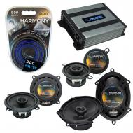 Compatible with Dodge Aries 1984-1989 Factory Speaker Replacement Harmony Speakers & Harmony ...