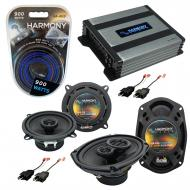 Compatible with Dodge Charger 1984-1987 Factory Speaker Replacement Harmony R5 R69 & Harmony ...