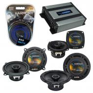Compatible with Dodge Colt 1985-1986 OEM Speaker Replacement Harmony R5 R4 R65 & Harmony HA-A...