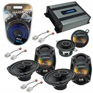 Compatible with Dodge Magnum 2005-2007 Factory Speaker Replacement Harmony R69 R35 & Harmony ...