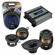Compatible with Dodge Mirada 1979-1982 Factory Speaker Replacement Harmony R35 R69 & Harmony ...
