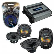 Compatible with Dodge Charger 1974-1983 Factory Speaker Replacement Harmony R5 R69 & Harmony ...