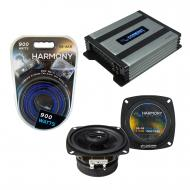 Compatible with Dodge Sprinter 2003-2009 Factory Speaker Replacement Harmony R4 & Harmony HA-...