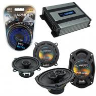 Compatible with Eagle Premier 1988-1992 Factory Speaker Replacement Harmony R5 R69 & Harmony ...