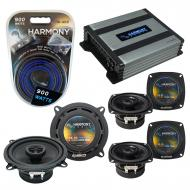 Compatible with Fiat Spider 1970-1983 Factory Speaker Replacement Harmony R4 R5 & Harmony HA-...