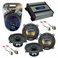 Compatible with Ford Aspire 1995-1997 Factory Speaker Replacement Harmony (2) R5 & Harmony HA...