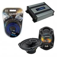 Compatible with Dodge Truck 1974-1983 Factory Speaker Replacement Harmony R69 & Harmony HA-A4...