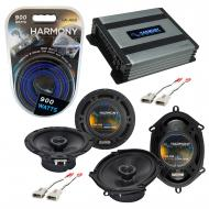 Compatible with Ford Escort/ZX2 1997-2004 OEM Speaker Replacement Harmony R65 R68 & Harmony H...