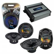 Compatible with Dodge Stealth 1990-1996 OEM Speaker Replacement Harmony R65 R69 & Harmony HA-...