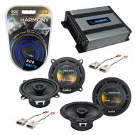 Compatible with Ford Probe 1988-1992 Factory Speaker Replacement Harmony R65 R5 & Harmony HA-...