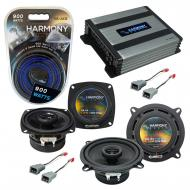 Compatible with Ford Ranger 1983-1988 Factory Speaker Replacement Harmony R4 R5 & Harmony HA-...