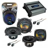 Compatible with Geo Storm 1990-1993 Factory Speaker Replacement Harmony R5 R4 & Harmony HA-A4...