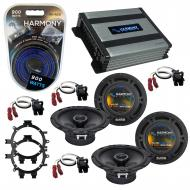 Compatible with GMC Yukon/Denali 2001-2002 OEM Speaker Replacement Harmony R5 R65 & Harmony H...