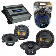 Compatible with Honda Prelude 1983-1985 EOM Speaker Replacement Harmony R5 R4 & Harmony HA-A4...