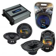 Compatible with Hyundai Elantra 2001-2006 OEM Speaker Replacement Harmony R65 R69 & Harmony H...
