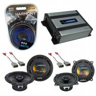Compatible with Honda Prelude 1986-1987 OEM Speaker Replacement Harmony R5 R65 & Harmony HA-A...