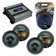 Compatible with Infiniti FX35-FX45 2003-2008 OEM Speakers Replacement Harmony (2) C65 & Harmo...