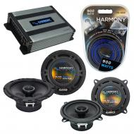Compatible with Infiniti Q45 1997-2001 OEM Speaker Replacement Harmony R65 R5 & Harmony HA-A4...