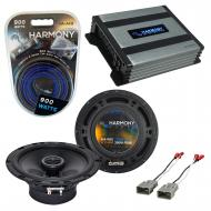 Compatible with Honda S2000 2000-2009 OEM Speaker Replacement Harmony R65 & Harmony HA-A400.4...