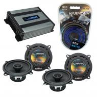 Compatible with Jaguar XJ 1998-2005 OEM Speaker Replacement Harmony (2) R5 & Harmony HA-A400....