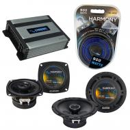 Compatible with Mazda 190 Series 84-93 OEM Speaker Replacement Harmony R4 R65 & Harmony HA-A4...