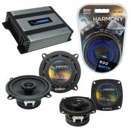 Compatible with Mazda CX-7 2007-2012 Factory Speaker Replacement Harmony R5 R4 & Harmony HA-A...