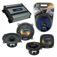 Compatible with Mercedes 240/280 Series 73-83 OEM Speaker Replacement Harmony R4 R5 & Harmony...