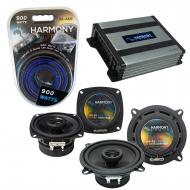 Compatible with Mercedes 350 Series 90-96 OEM Speaker Replacement Harmony R4 R5 & Harmony HA-...
