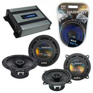 Compatible with Mercedes S Series 92-97 OEM Speaker Replacement Harmony R5 R65 & Harmony HA-A...