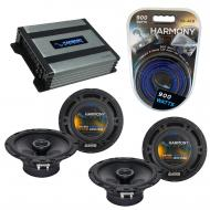 Compatible with Mercedes CL-Class 98-01 OEM Speaker Replacement Harmony (2) R65 & Harmony HA-...