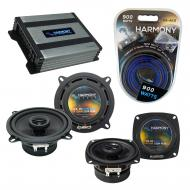 Compatible with Nissan 280ZX 1979-1983 OEM Speaker Replacement Harmony R4 R5 & Harmony HA-A40...