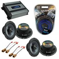 Compatible with Nissan Altima 2002-2016 OEM Speakers Replacement Harmony (2) C65 & Harmony HA...