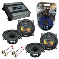 Compatible with Nissan Maxima 1987-1988 Factory Speaker Replacement Harmony (2) R5 & Harmony ...