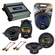 Compatible with Nissan NX 1991-1993 Factory Speaker Replacement Harmony R46 R65 & Harmony HA-...