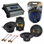 Compatible with Nissan Sentra 1991-1994 Factory Speaker Replacement Harmony R46 R65 & Harmony...