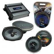 Compatible with Nissan Xterra 2005-2008 OEM Speakers Replacement Harmony C65 C69 & Harmony HA...