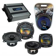 Compatible with Porsche 928 1994-1996 Factory Speaker Replacement Harmony R4 R65 & Harmony HA...