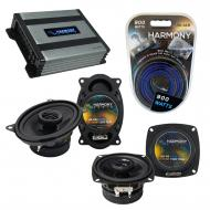 Compatible with Porsche 968 1992-1996 Factory Speaker Replacement Harmony R4 R46 & Harmony HA...