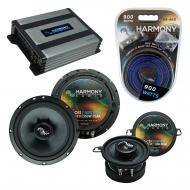 Compatible with Saturn Sky 2006-2009 Factory Speakers Replacement Harmony C65 C35 & Harmony H...
